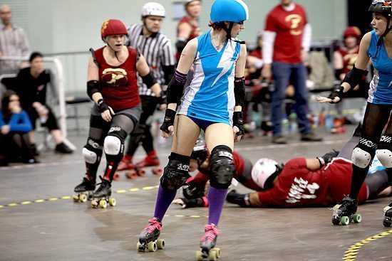London Roller Girls 2
