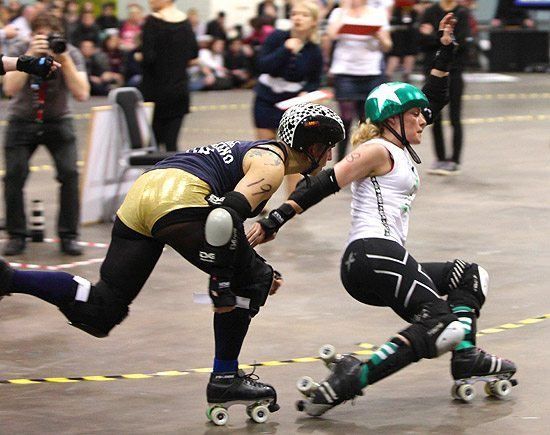 London Roller Girls 4