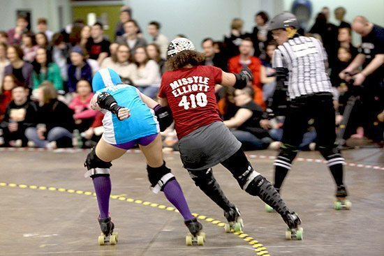 London Roller Girls 5
