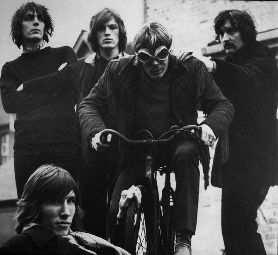Courtesy of Pink Floyd Music Ltd Archive