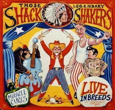 Shack Shakers Live Poster