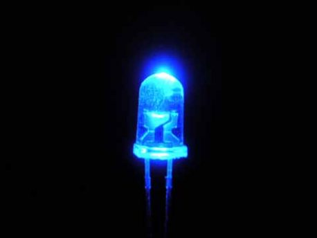 Blue LED Energy Saver