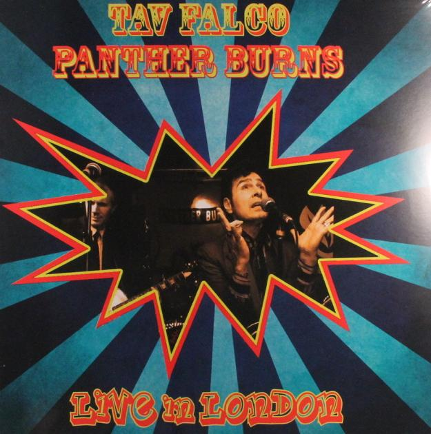 Tav Falco, Live in London