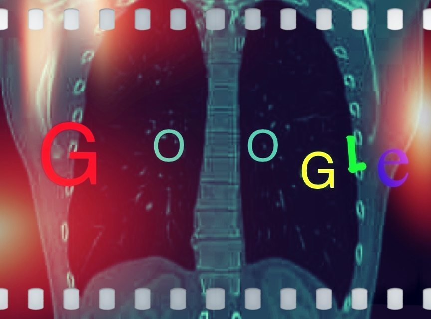 google, by dan booth