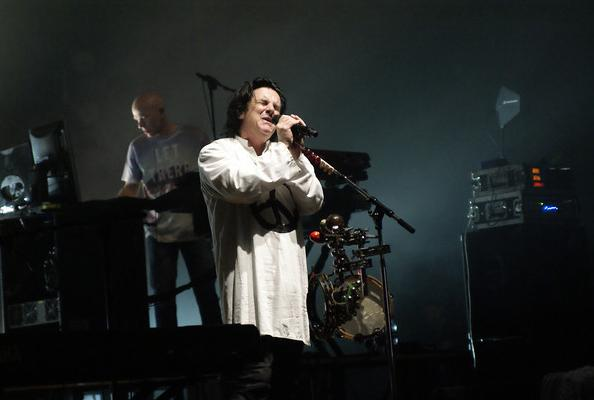 A photo of Marillion