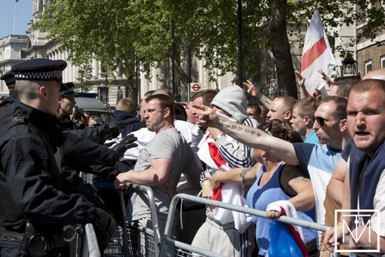 EDL on barriers