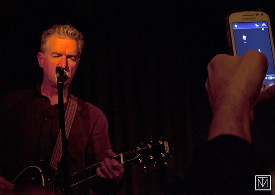 Mick Harvey a