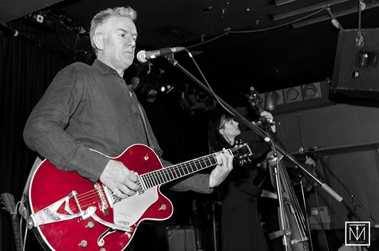 Mick Harvey g
