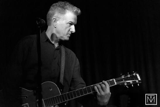 Mick Harvey i