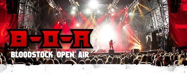 A picture of Bloodstock 2013