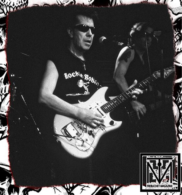 A picture of Link Wray