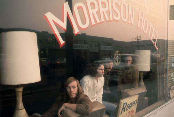 A picture of Morrison Hotel