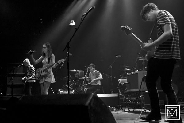 A picture of wolf alice