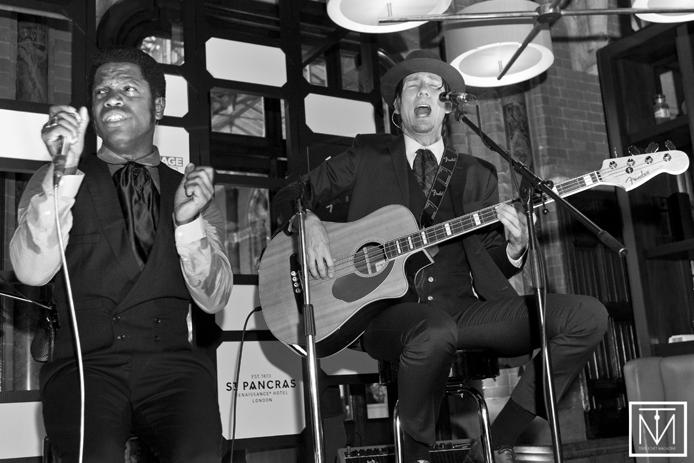 A picture of Vintage Trouble by Carl Batson