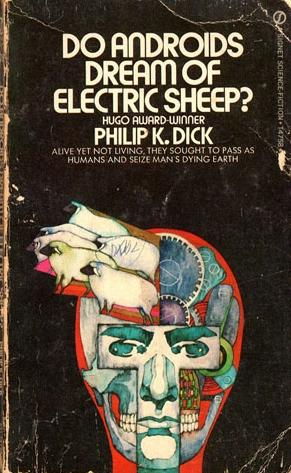 A picture of a Pilip K. Dick book
