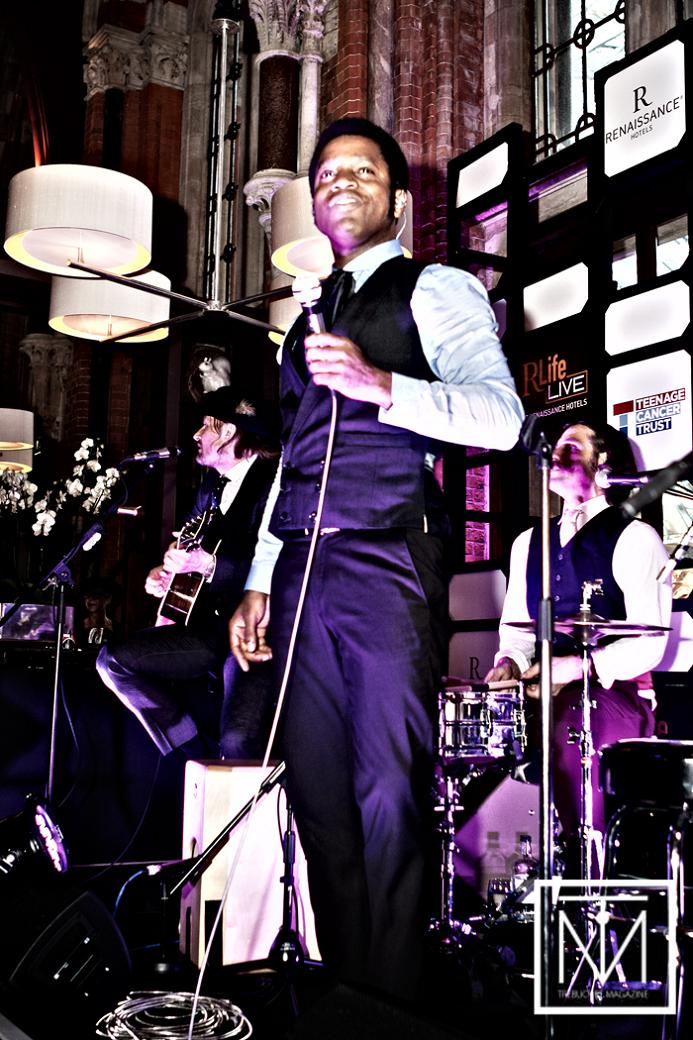 A picture of Vintage Trouble