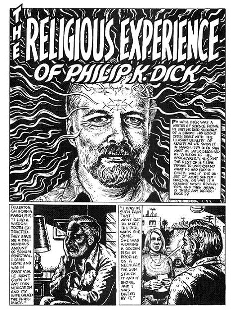 A picture of Philip K. Dick
