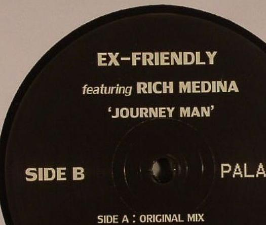 A picture of Journey Man by Ex-Friendly