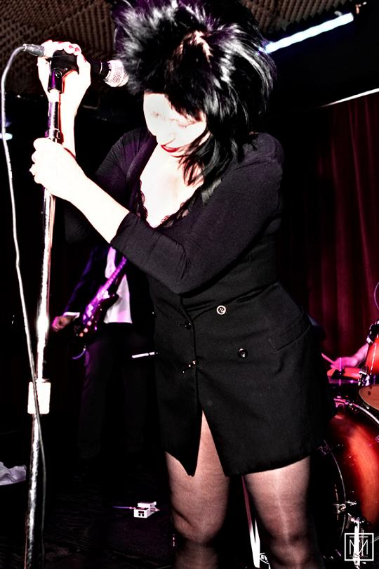 A photo of Lydia Lunch