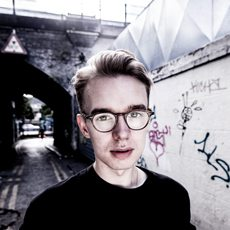 A photo of Douglas Dare, erased tapes, electronica, singer