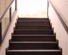 A picture of stairs