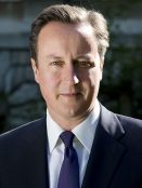 David Cameron official photo