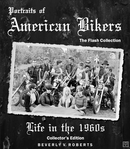 A picture of Portraits of American Bikers