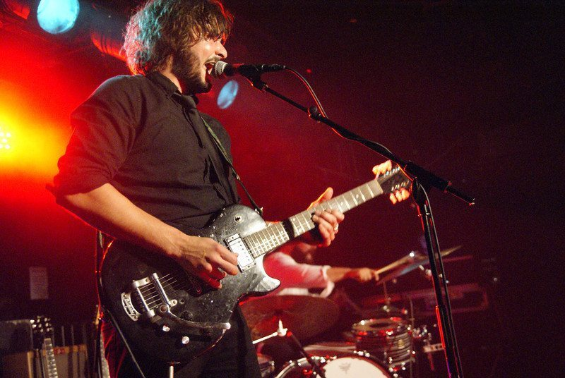 A picture of the Graveltones by Tim Hall