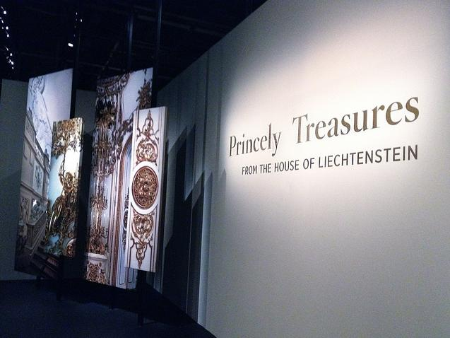 A picture of Princely Treasures from the House of Liechtenstein