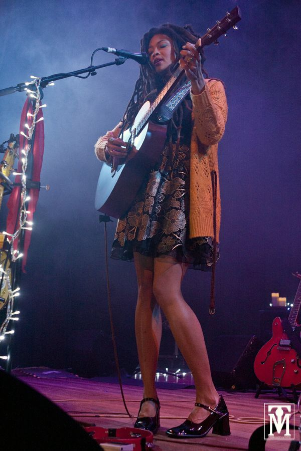A picture of Valerie June by Carl Byron Batson