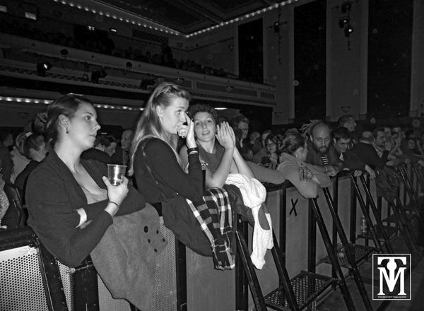 A picture of Valerie June fans by Carl Byron Batson
