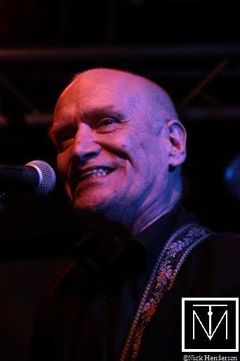 A picture of Wilko Johnson and Norman Watt-Roy