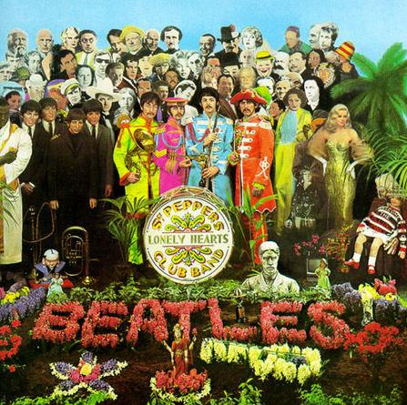 A picture of Sgt Peppers Lonely Hearts Club Band