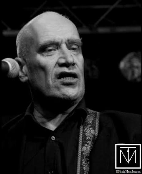 Wilko Johnson by Nick Henderson