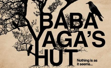 A poster for Baba Yaga's Hut