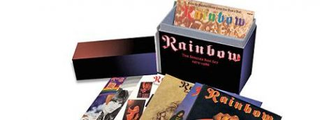 A picture of the Rainbow singles box set