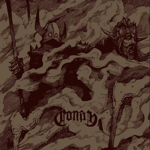 A picure of the COnan album Blood Eagle