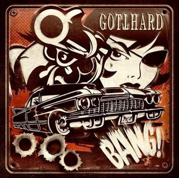 A picture of Gotthard album Bang!