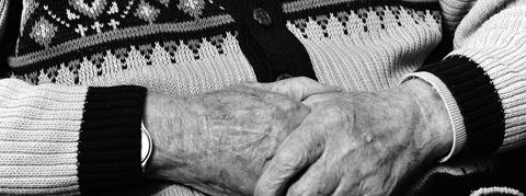 A picture of old hands by Carl Batson