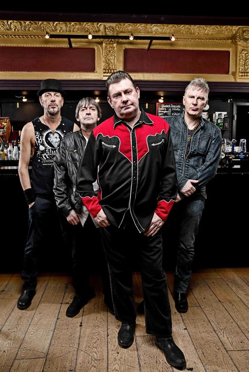 A picture of Stiff Little Fingers