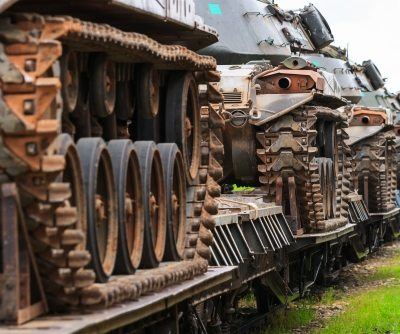 A picture of tanks by freedigitalphotos.net/tongdang