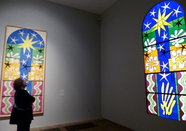 An artwork by Matisse
