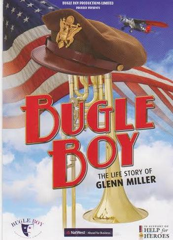 A poster for Bugle Boy