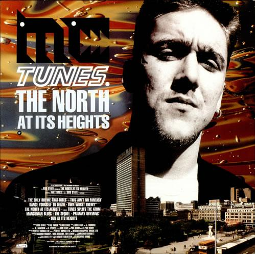 A picture of MC Tunes, the North at its Heights