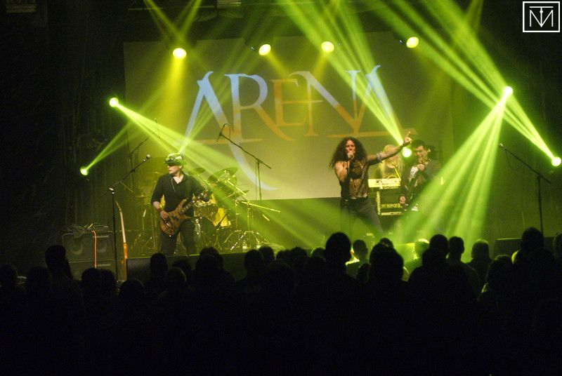 Arena at Trinity live by Tim Hall