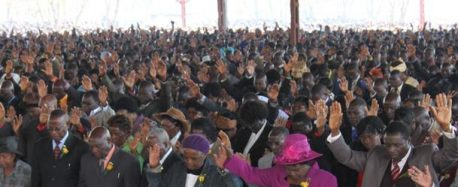 afm church, Zimbabwe