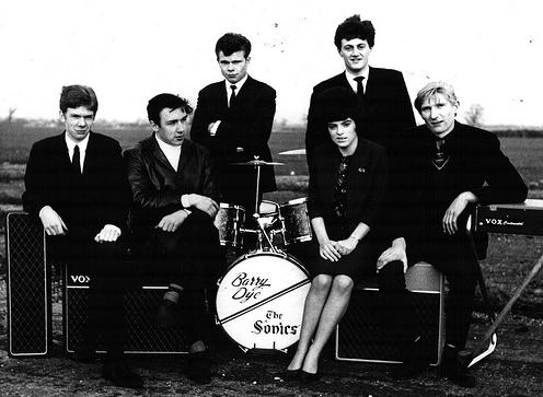 A picture of the Sonics