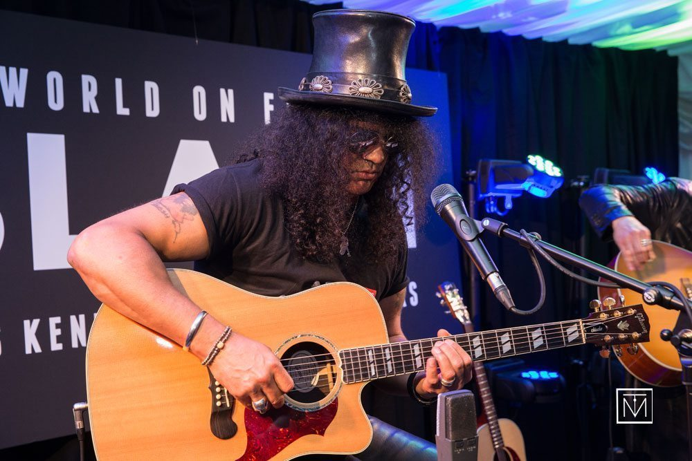 Slash London Parliament 2014