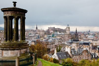 Edinburgh by freedigital and Vichaya Kiatying-Angsulee