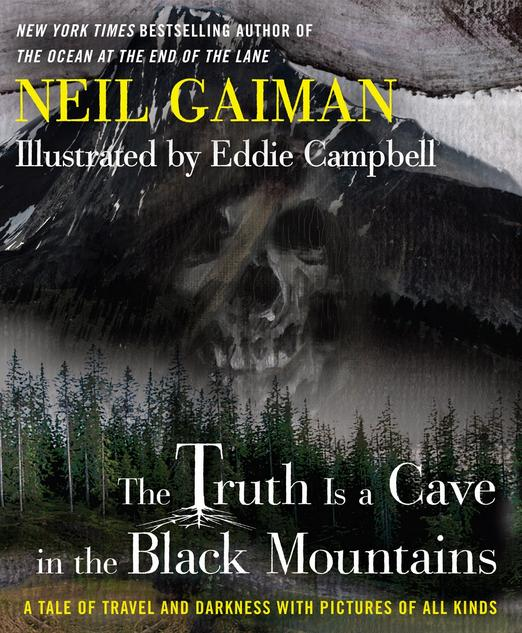 Neil Gaiman book cover
